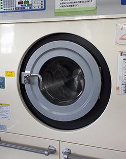 イイダクリーニング洗濯機